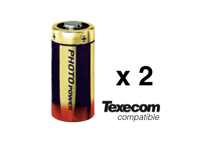 Texecom Ricochet wireless sensor battery - multi-pack
