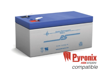 Pyronix alarm replacement battery