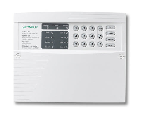 Texecom V8 Alarm Panel - CFA-0001