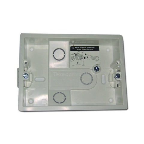 Texecom Premier Elite FMK Backbox for Premier Elite keypad - DBE-0002