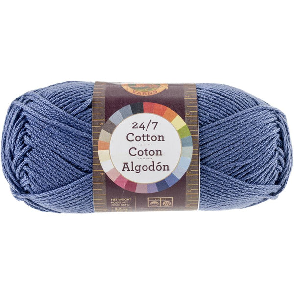 Lion Brand....... 24/7 Cotton Yarn