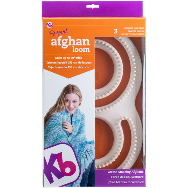 "Super Afghan Loom 11""X19"""