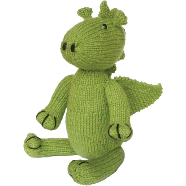 The Crafty Kit Co. Knitting Kit .......... Dragon