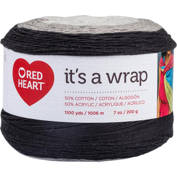 Red Heart It's a Wrap Yarn