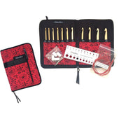 T-SPIN Interchangeable Tunisian Crochet Hook Set~ ChiaoGoo