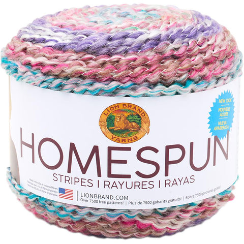 Lion Brand Homespun New Look