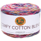 Lion Brand ...Comfy Cotton Blend Yarn
