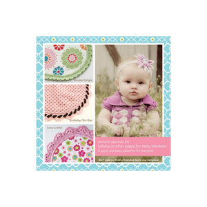 AMMEE'S BABIES-Lullaby Crochet Edges For Baby Blankets