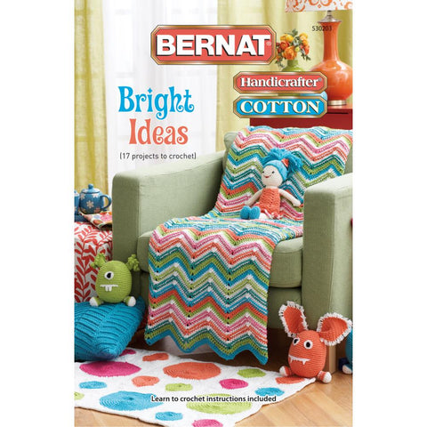 Bright ideas: Bernat Handicrafter Yarn