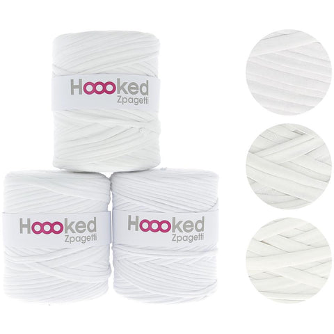 Hoooked Zpagetti Solid Yarn ~ Online Only ~ Needs to be Ordered in