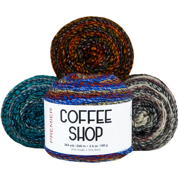 Premier Yarns Coffee Shop
