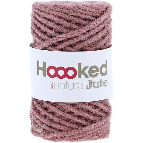 Hooked Natural Jute