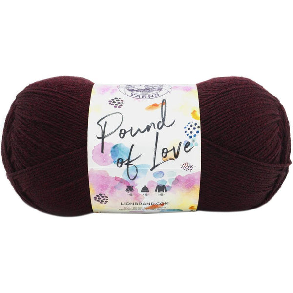 Lion Brand   Pound Of Love Baby Yarn