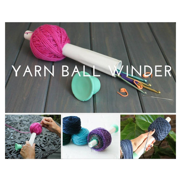 The Yarn Valet Ball Winder