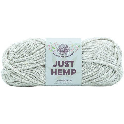 Lion Brand Just Hemp