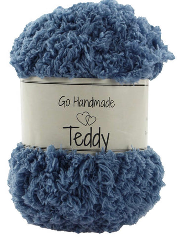 ☆ Teddy ☆ - Go Handmade Yarn