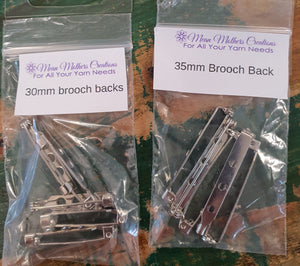 MMC Brooch Backs