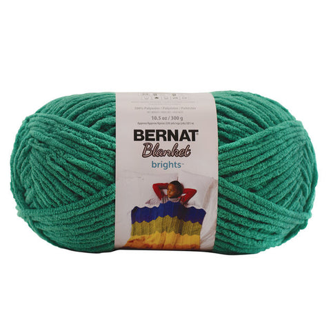 BERNAT YARN BLANKET BRIGHTS