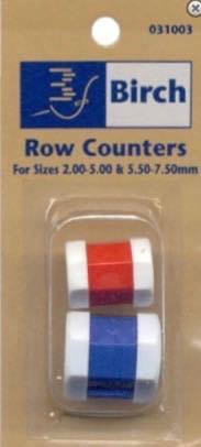 ROW COUNTER 2pces