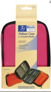 DELUXE CASE FOR CROCHET HOOKS