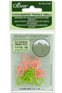 Triangle Stitch Markers (Small)