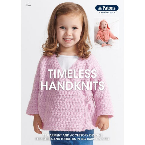 Patons Timeless HandKnits (1108)