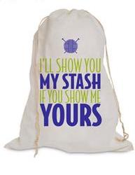 Funny Muslin Cotton Bags
