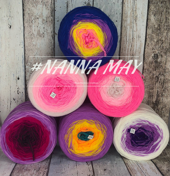 ☆ Nanna May ☆  - Oh My Yarns