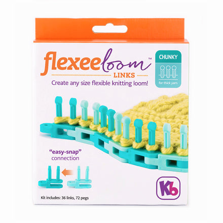 KB Flexee Loom Links Skinny & Chunky - IN STOCK
