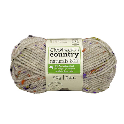 ☆ Country Naturals 8ply ☆ ~~Cleckheaton