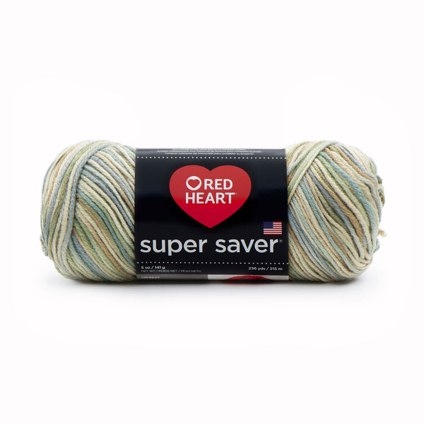Red Heart Super Saver Multi & Flecks