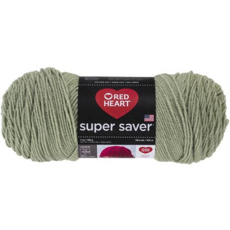 RED HEART SUPER SAVER SOLIDS