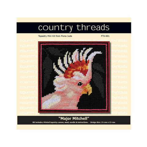 Country Threads Tapestry Mini Kit