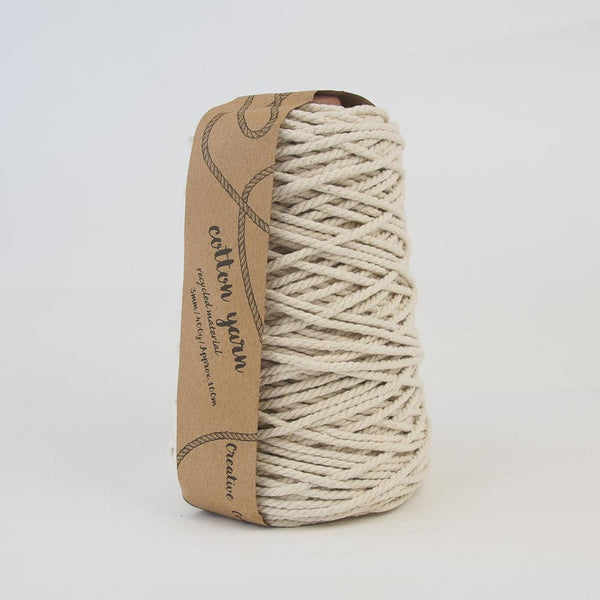 Creative Corner Macrame Cotton Yarn  (884 & 885)
