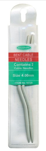CABLE NEEDLE BENT LARGE H/S 2PP