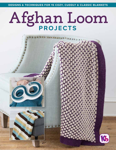 Afghan Loom Projects - KB Looms