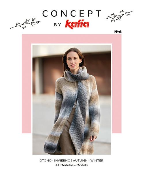 CONCEPT BY KATIA • AUTUMN WINTER 2019 Nº 6