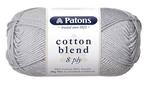 ☆ Cotton Blend  8 ply ☆ ~ Patons