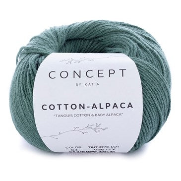 Cotton Alpaca -  Concept by Katia
