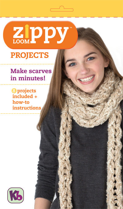 Zippy Loom Projects Book
