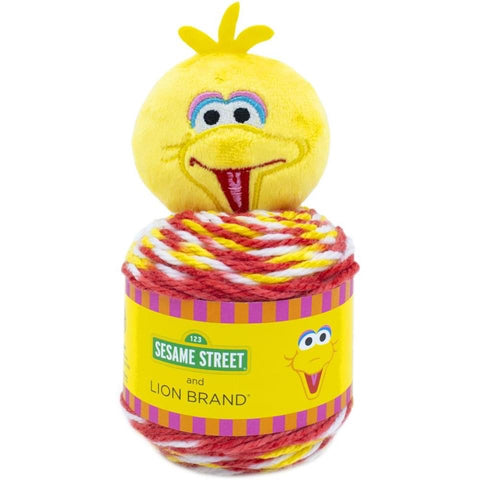 PREORDER ONLY - Sesame Street One Hat Wonder Yarn