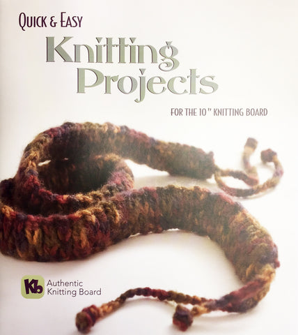Quick and Easy Knitting Projects