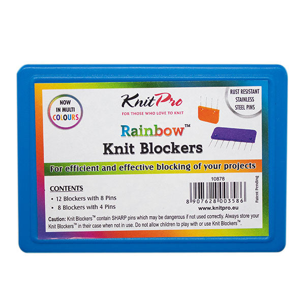 Knit Pro ..... Rainbow Knit Blocker ( knit blocking pins)