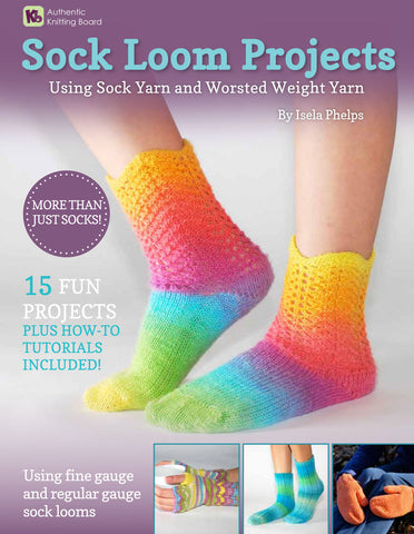 Sock Loom Projects
