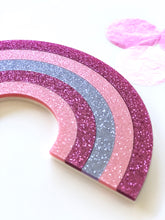 MINI RAINBOWS Laser Cut Colourful Acrylic Wall Art Kids Room