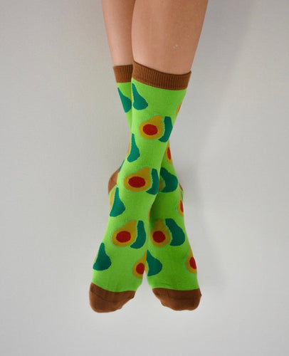 Funky Socks Avocado