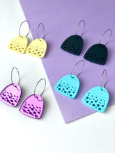 Bubbles Earrings - Choose Your Colour