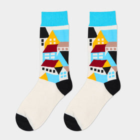 Long House Socks