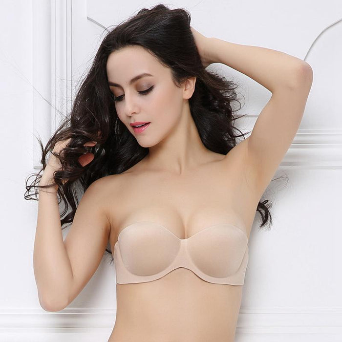 7 Things You Need to Do to Have the Perfect Strapless Bra for You