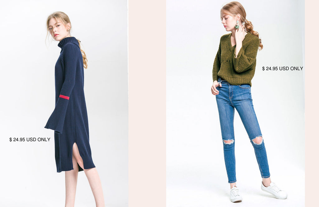 New Fall Jumper,Cardigan Collection